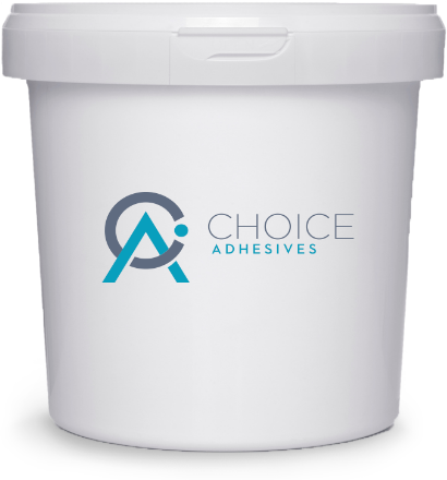 bucket of choice adhesives product